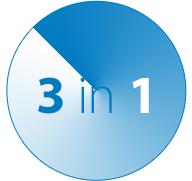 3 in 1
